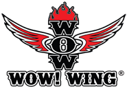 WOW! Wing House Logo